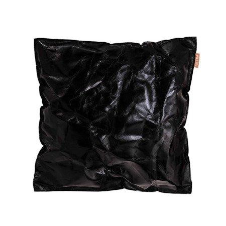 Poduszka dekoracyjna kolor czarny
